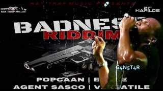 Agent Sasco - Nah Play - Badness Riddim - Rat Trap Music - May 2014