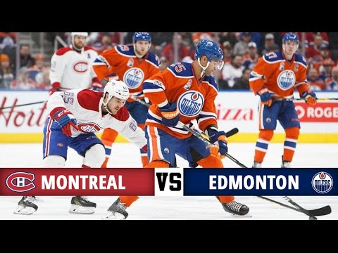 Montreal Canadiens vs Edmonton Oilers | Season Game 69 | Highlights (12/3/17)