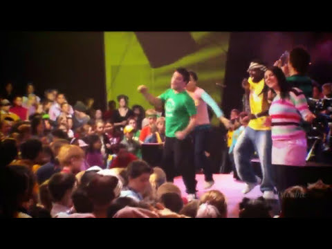 Let Your Light Shine - Super Strong God (Hillsong Kids) - With SubtitlesLyrics - HD Version