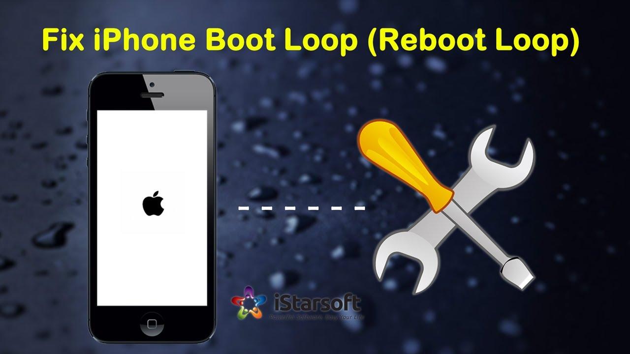 5 Solutions to Fix iPhone Boot Loop (Reboot Loop) Easily