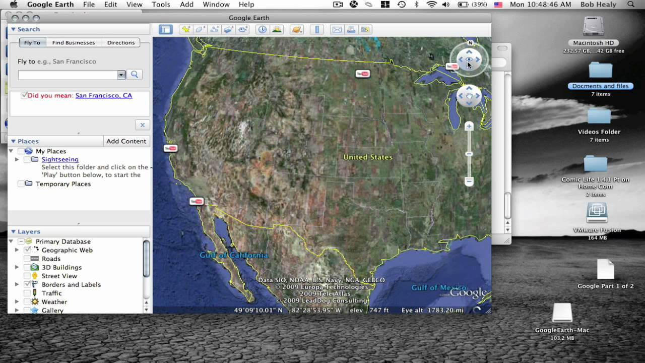How to install google earth for mac osx hd youtube how to install google earth for mac osx hd gumiabroncs Choice Image