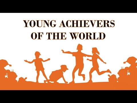 Young Achievers Of The World -  Universal Children's Day बाल दिवस