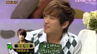 Vietsub Change the world quiz Minwoo call to JaeJoong