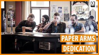 "Paper Arms - ""Dedication"" (Audio Stream)"