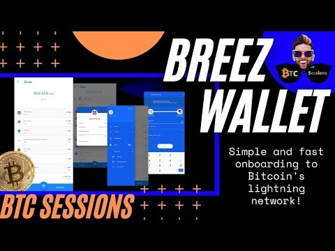 Bitcoin Lightning Network – Get Started In Minutes! BREEZ