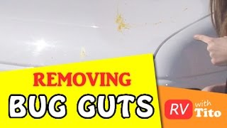 Removing Bug Guts Made Easy
