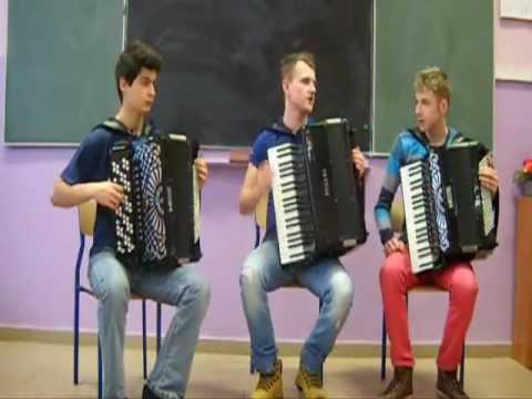 Dj Antoine & The Beat Shakers - Ma Cherie (Crazy Accordion Trio Cover)