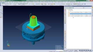 VISI 2016 R1 - 3D CAM Schlichten - Teil 1