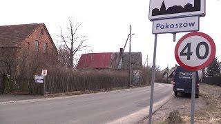 Mieszkańcy Pakoszowa mają dość TIR-ów