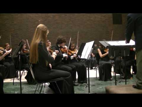 Metropolitan Youth Symphony Orchestra Concert 2017-05-21 (4/4) The Wasps