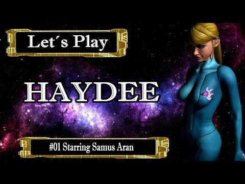 Let´s Play Haydee #01 Starring Samus Aran [Ger] [HD]
