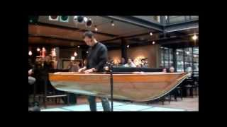 Tobias Bülow: Boat - Monochord - Performance
