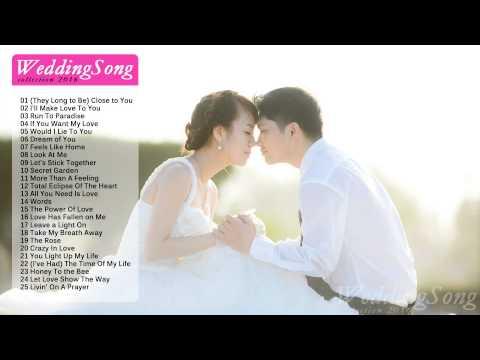 Hot Top 100 Romantic Wedding Songs Playlist