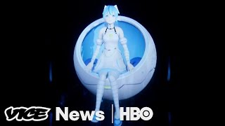 Japan's Virtual Wife & Barcelona Tourism  VICE News Tonight Full Episode (HBO)