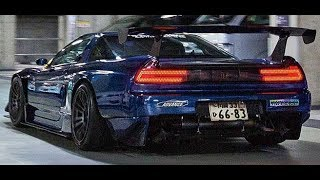 🏎️ HONDA NSX -||- THE ULTIMATE SOUND COMPILATION