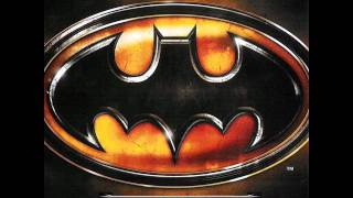 Batman Soundtrack - 01. The Batman Theme