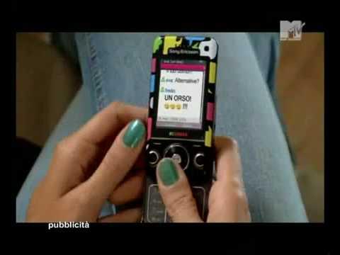 Spot MTV Mobile 2008