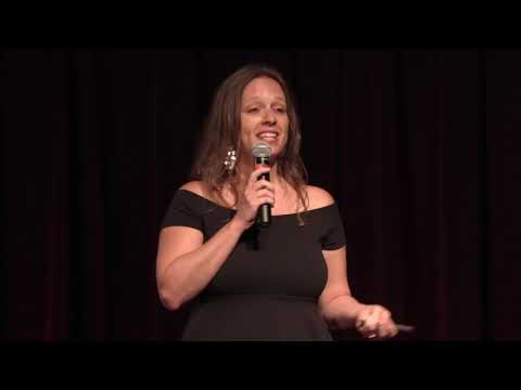 The Power of Being | Amanda Dobra Hope | TEDxWilsonPark