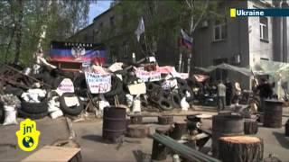 Kremlin Blamed for Ukraine Unrest: US releases photos of Russian special forces troops in Ukraine