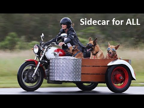 motorcycle sidecar youtube. Black Bedroom Furniture Sets. Home Design Ideas