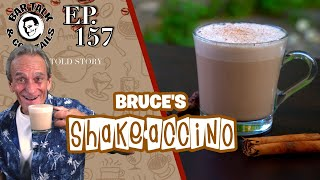 Iced Cappuccino!  - Shake, Shake, Shake...SHAKE-ACCINO! A Bruce Original Summer Coffee Cocktail
