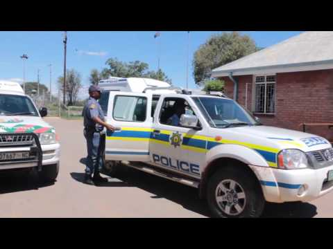 Lower Level Project SAPS (South African Police Force) Kimberley