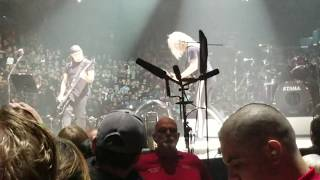 Metallica - Kirk & Rob Jam BTO Taking Care Of Business (Winnipeg Sept 13th 2018)