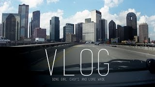 VLOG: Gone Girl, Chuy's, & Luke Wade (October 2014) Thumbnail