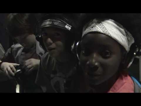 BOYZ CREW recording at Universal Music Publishing Studio w/ Vidal and Dre