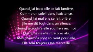 Kendji - Les yeux de la Mama (Lyrics)