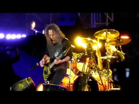 Metallica - The Unforgiven ; Udine 13.05.12 - Live, Full HD