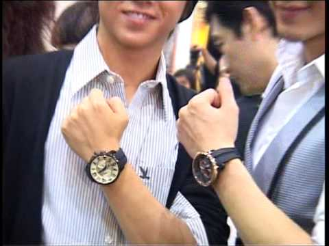 Big Hit: Tendence Watches in Bangkok
