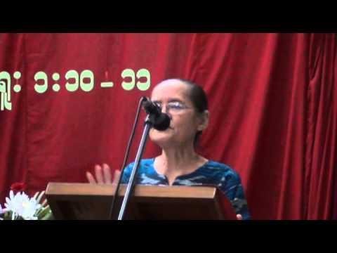 Karen Bible Study Dr Marcheta Thein Part I