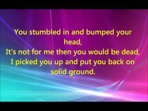 3 Doors Down - Kryptonite [Lyrics on Screen]