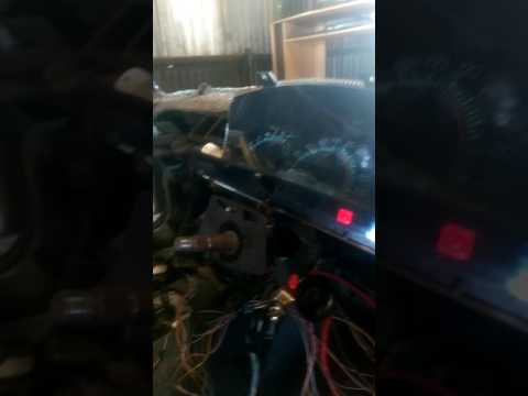 Vn commodore start up after deleting all unwanted electrics