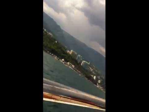 Speed Boat Trip in Yalta