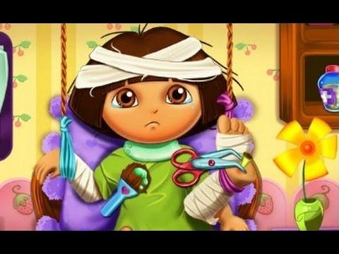 Nickjr Dora Hospital Recovery Nickjr Dora Games