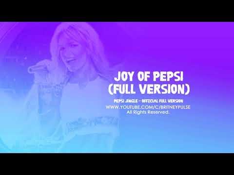 Britney Spears - Joy of Pepsi (Full Unmastered Version)
