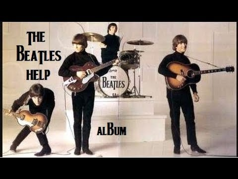 The Beatles Help Album Playlist Picture 1