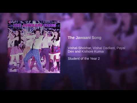 The Jawaani Full Song Audio | Student Of The Year 2 | Kishore Kumar | Vishal Dadlani | RD Burman