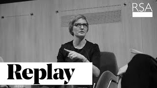 A New Roadmap for Eco Politics? | Franziska Brantner | RSA Events