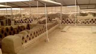 Храм Луны, Трухильо, Перу(через YouTube Объектив., 2014-07-21T19:10:51.000Z)