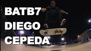 Diego Cepeda - BATB 7 Pros vs Joes Submission