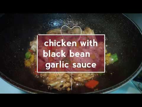 Chicken With Black Bean Garlic Sauce