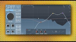 Using Oeksound's Spiff to enhance a dull drum loop