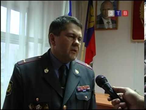видео: Поздравление начальника ОВД Змеиногорский
