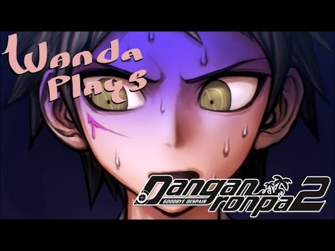 Wanda Plays Danganronpa 2 - 12 - [Chapter 3: Trapped by the Ocean Scent, Daily Life 1/2]