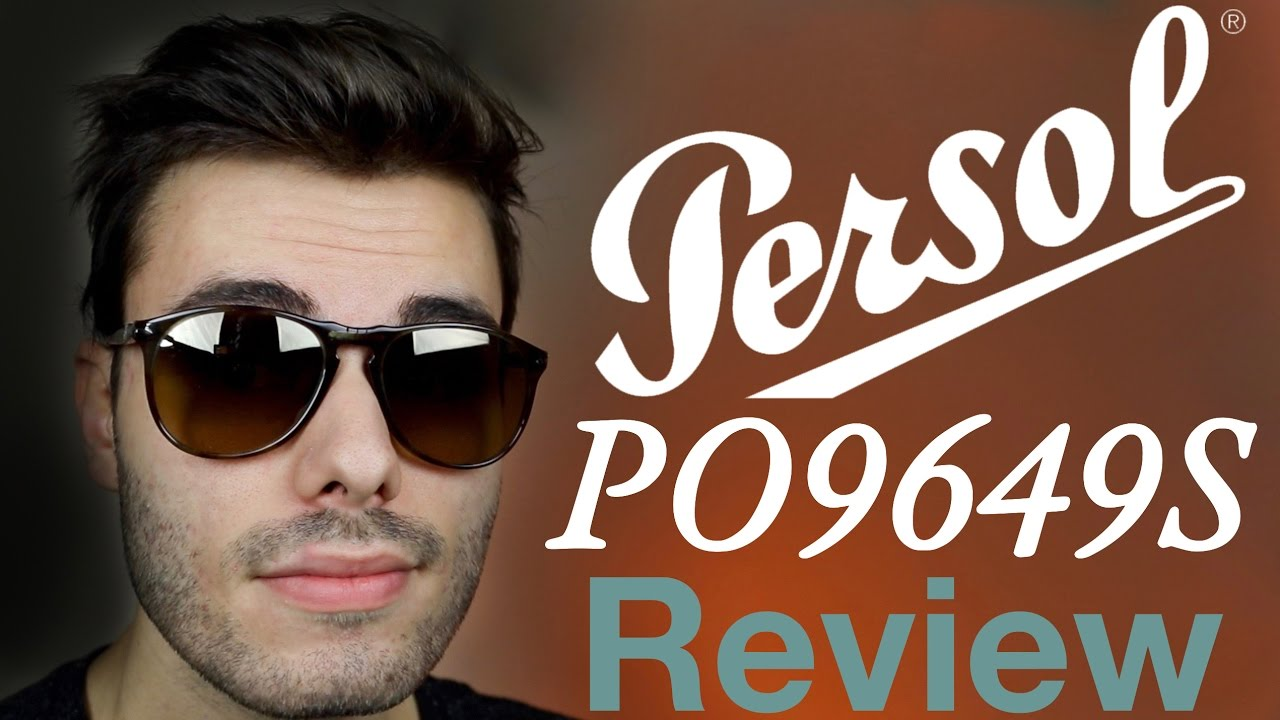 persol po 9649s review youtube. Black Bedroom Furniture Sets. Home Design Ideas