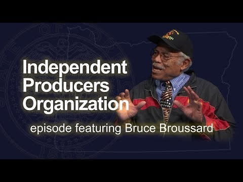 Politics with Bruce Broussard on the Independent Producers Organization show! May 9, 2018