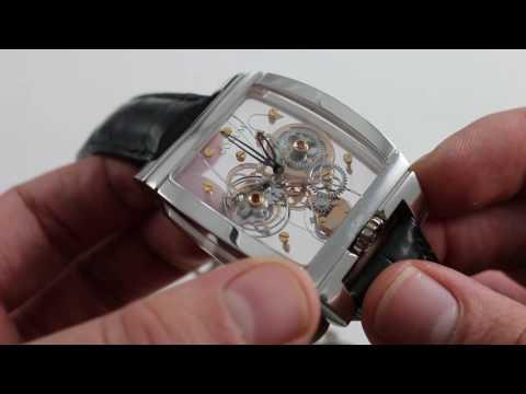 Corum Bridge Tourbillon Panoramique Luxury Watch Review